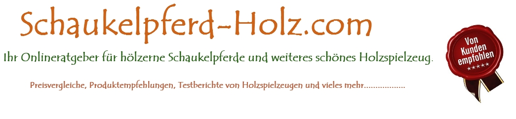 schaukelpferd-holz.com